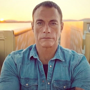Van Damme Defying The Laws of Physics in Unbelievable Volvo Ad: