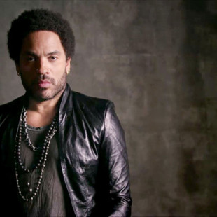 Lenny Kravitz On Following Through With Goals