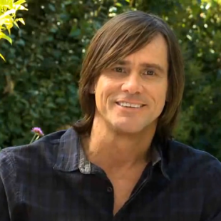 Jim Carrey Video: A Better You Means A Better Universe
