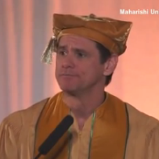 Jim Carrey's Speech On How His Father Inspired Him To Follow His Dreams