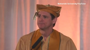 Jim Carrey Commencements Speech