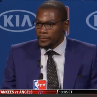Kevin Durant MVP Acceptance Speech