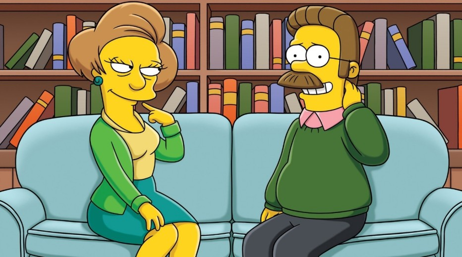 Ned Flanders Knows The Secrets To Success