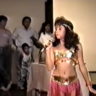 Shakira Singing At Age 12 Video