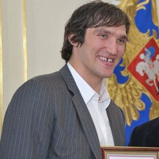 Ovechkin's Heart Quenching Passion