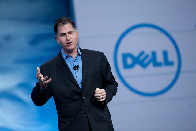 Michael Dell Success Story
