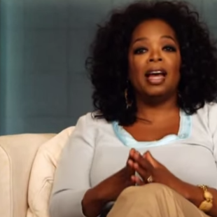 Oprah Winfrey On The Power of Really Believing Yourself