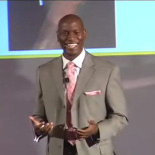 Tyrese Gibson Motivational Speech: Those Who Can See The Invisible Can Do The Impossible