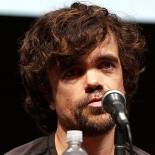 "Peter Dinklage (Tyrion Lannister): ""I hate that word—'lucky.'"""
