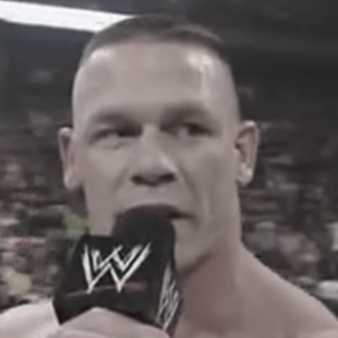 John Cena: Never Give Up!