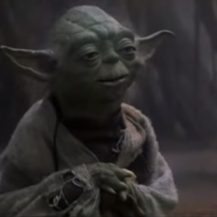 """Yoda: """"Do Or Do Not There Is No Try"""" Scene"""