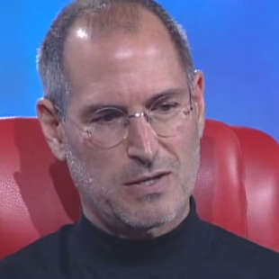"Steve Jobs: ""You Have To Have A Lot Of Passion For What You're Doing"""