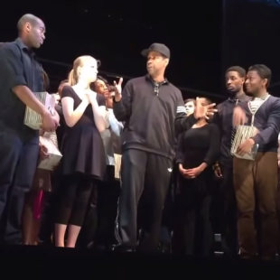 Denzel Washington Speech To Actors: Dreams Without Goals Disappoint