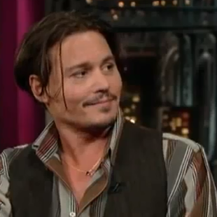 Johnny Depp Doesn't Watch His Own Movies