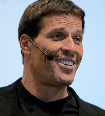 Tony Robbins keys to success