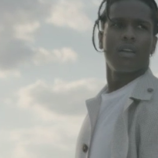 ASAP Rocky Reminisces on First Concert: Tears of Joy