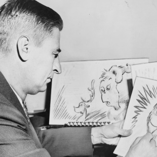 How Many Times Was Dr Seuss Rejected?