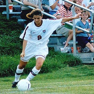9 Inspiring Quotes by Female Soccer Legend #9 Mia Hamm