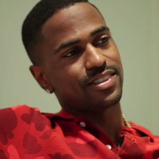 Big Sean Talks Law of Attraction & Books He's Read