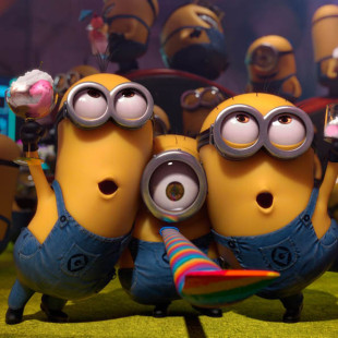 """Pharrell Williams' """"HAPPY"""" Rejected From Despicable Me 2"""