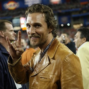 Matthew Mcconaughey: Just Keep Living!