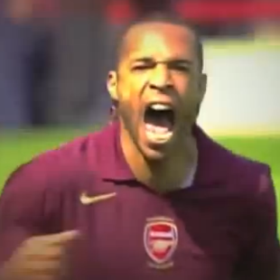 Thierry Henry: Give Your Best