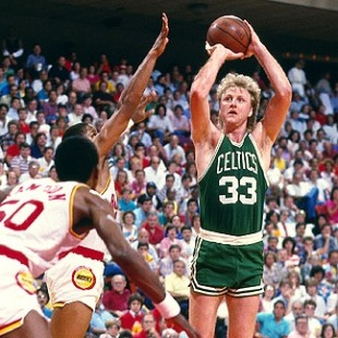 6 Highly Inspiring Facts About Larry Bird's Life