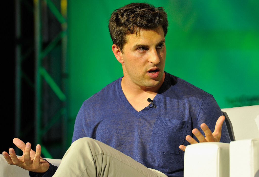 Brian Chesky inspiration