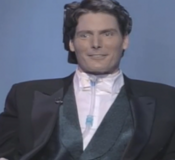 christopher reeve oscar speech