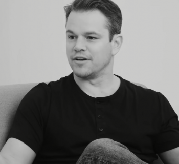 matt damon advice