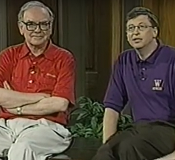 Warren Buffett & Bill Gates Speech